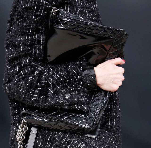 Chanel Fall 2013 Runway Handbags (9)