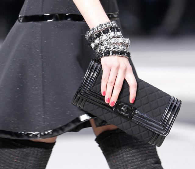 Chanel Fall 2013 Runway Handbags (12)