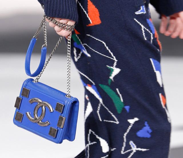 Chanel Fall 2013 Runway Handbags (19)