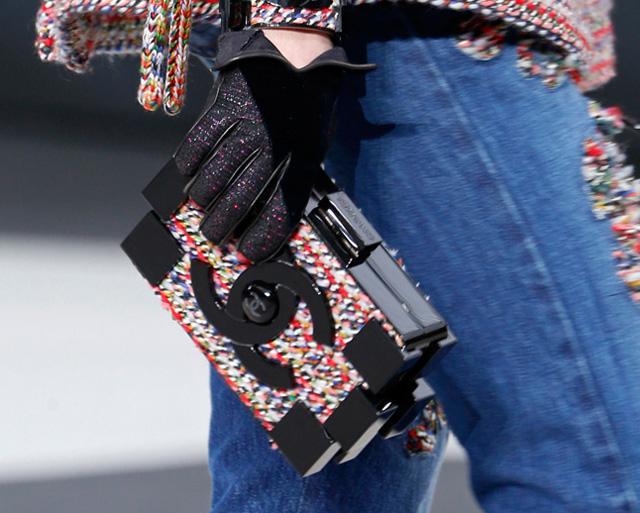 Chanel Fall 2013 Runway Handbags (23)