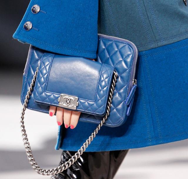 Chanel Fall 2013 Runway Handbags (28)