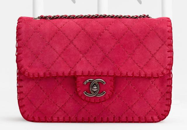 Chanel Spring 2013 Handbags (15)
