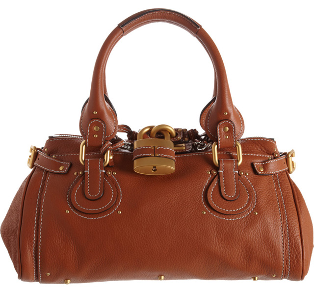 chloe designer bags - The Chloe Paddington is back, apparently immortal - PurseBlog