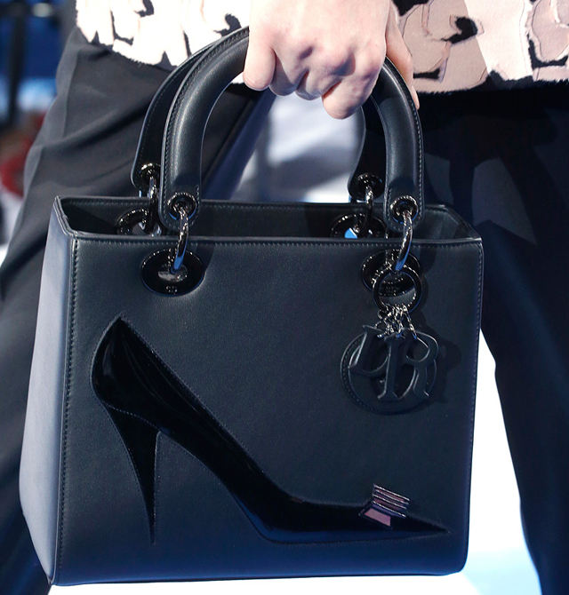 Dior Fall 2013 is full of pretty purses and Warhol prints - Page 10 ... 24f308a11e5c2