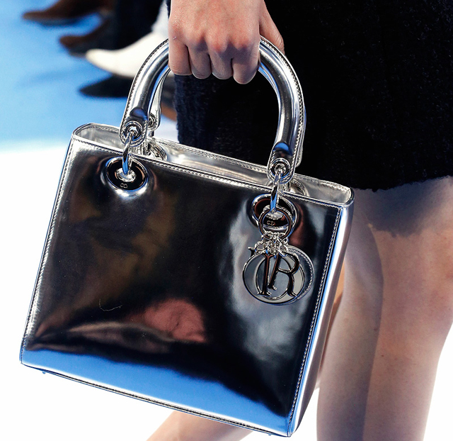 Dior Fall 2013 is full of pretty purses and Warhol prints - Page 6 ... 85d3bd1358c76
