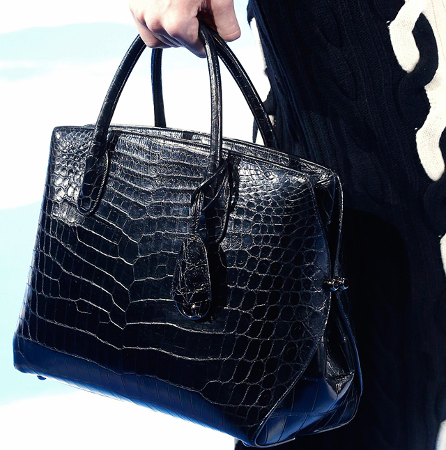 Dior Fall 2013 is full of pretty purses and Warhol prints - Page 18 ... bf50d26ed4533