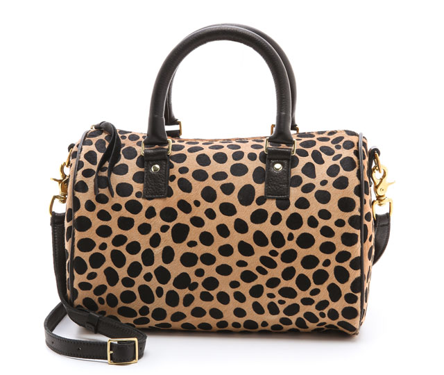 Clare Vivier Haircalf Escale Duffel