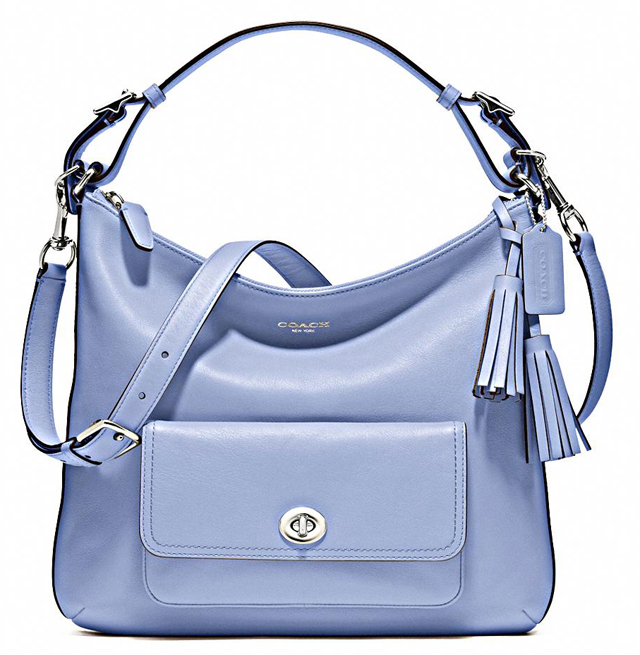 Coach Legacy Leather Courtney Hobo