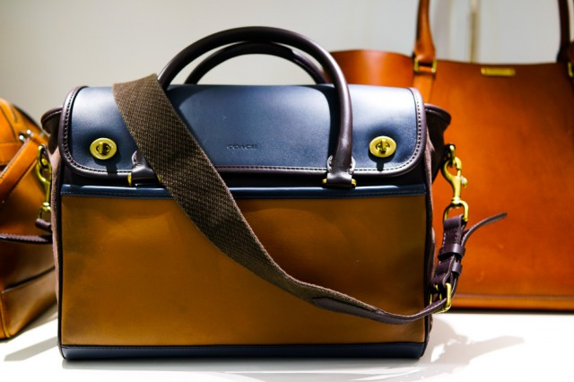 Coach Men's Bags and Accessories for Fall 2013 (10)
