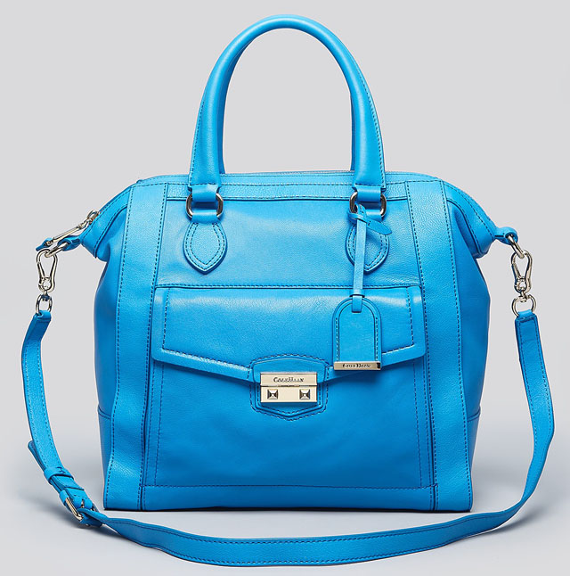 Cole Haan Zoe Structured Satchel