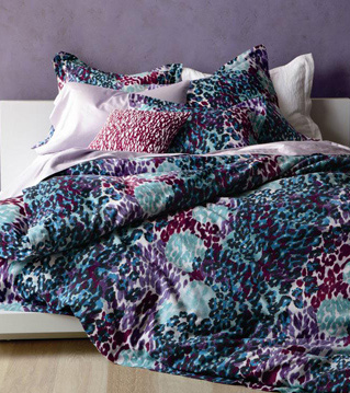 Diane von Furstenberg Animal Garden Bedding