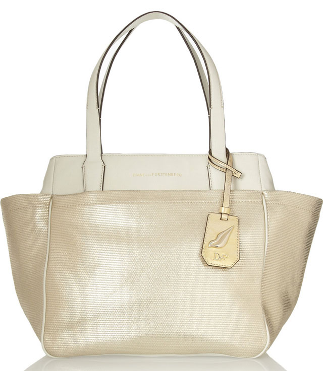 Diane von Furstenberg On The Go Tote