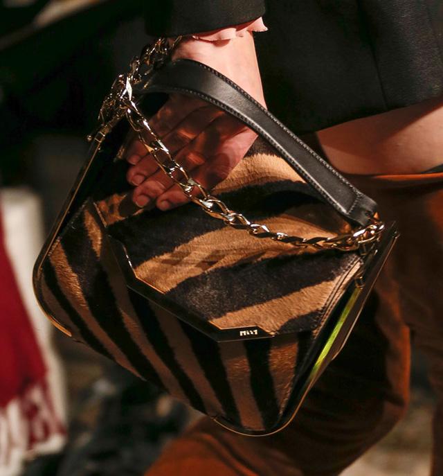 Emilio Pucci Chain Strap Mini Bag