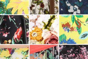 Floral Handbags Spring 2013