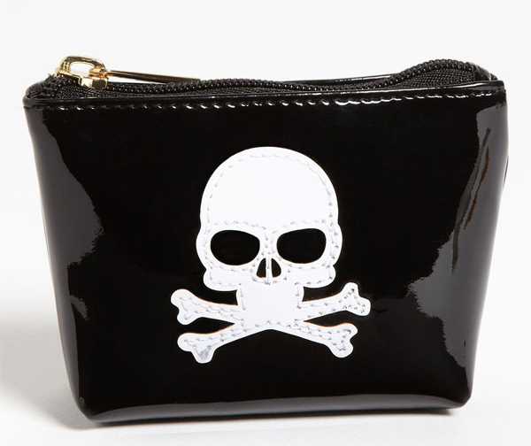 Lolo Avery Mini Skull Pouch