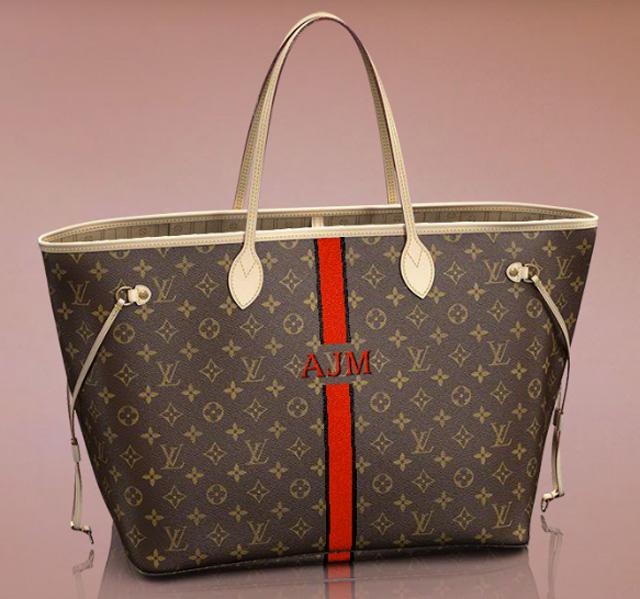 Louis Vuitton Mon Monogram Neverfull GM