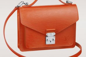 The Louis Vuitton Monceau BB: An updated version of a lovely LV classic