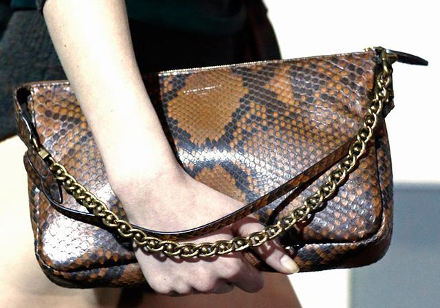 Louis Vuitton Pochette Accesoires with Chain Strap