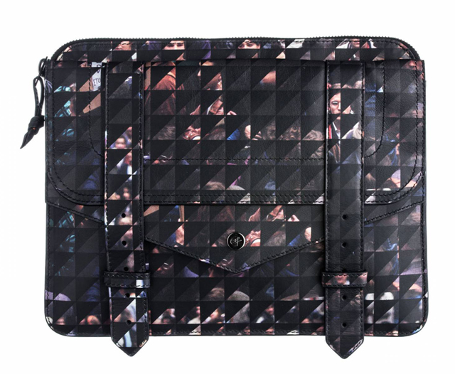 Proenza Schouler PS1 Crowd Print iPad Case