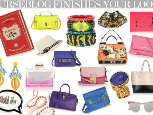 PurseBlog Finishes Your Look for NetAPorter
