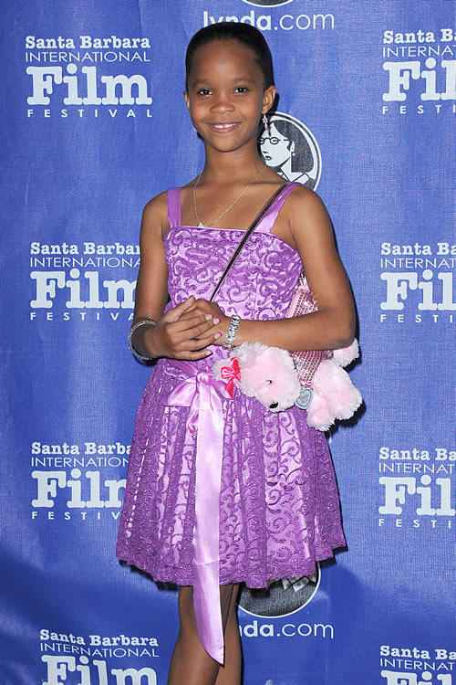 Quvenzhane Wallis Puppy Purse 11