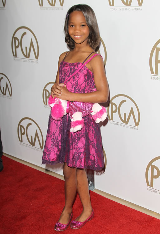 Quvenzhane Wallis Puppy Purse 12