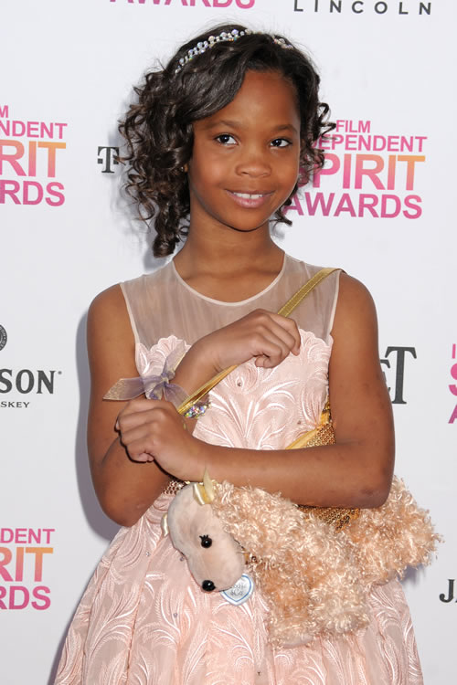 Quvenzhane Wallis Puppy Purse 4