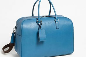 Man Bag Monday: Salvatore Ferragamo Revival Duffel Bag