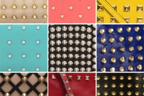 The Look Right Now: Studded Clutches