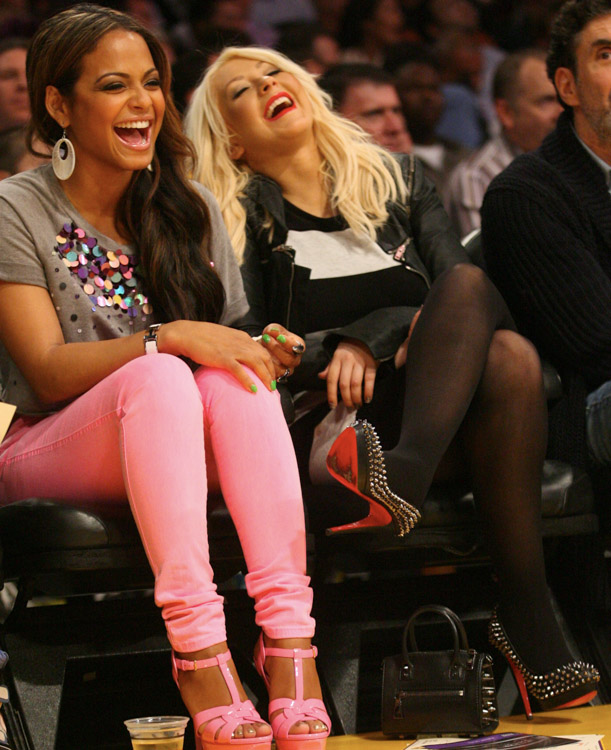 The Many Bags of Celebrity Basketball Fans (41)
