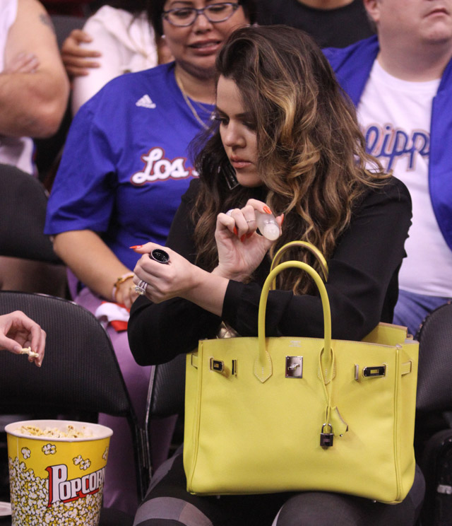 The Many Bags of Celebrity Basketball Fans (59)