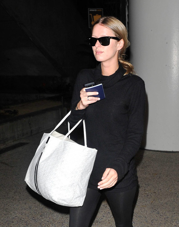the many bags of nicky hilton
