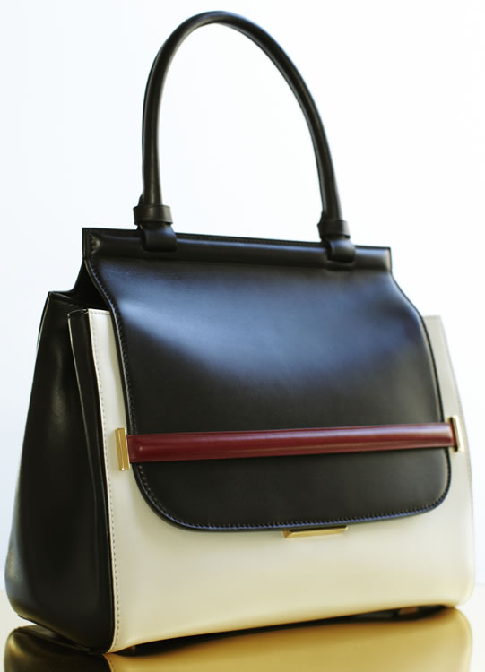 The Row Top Handle Bag