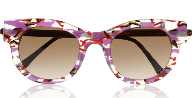 Thierry Lasry Barely D-Frame Sunglasses