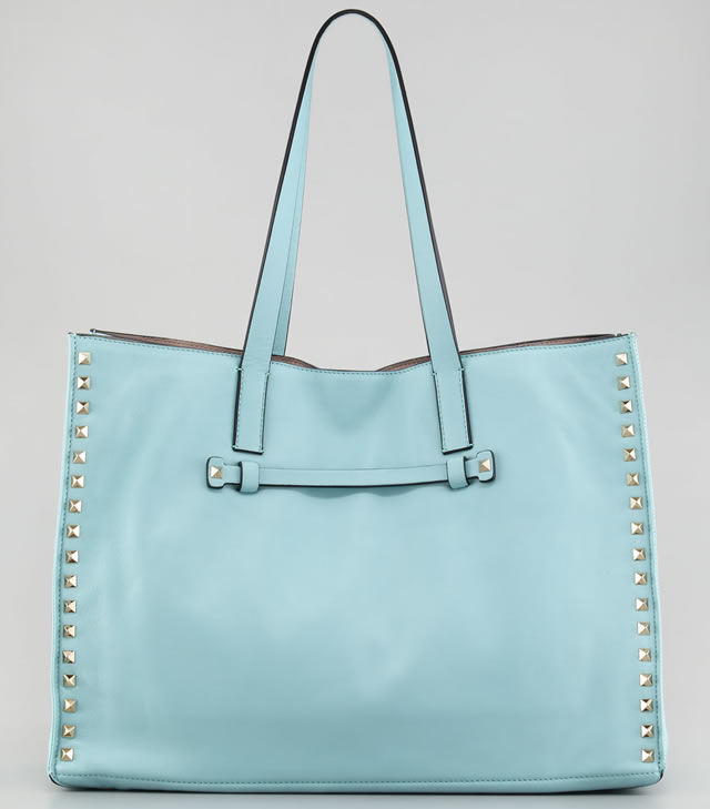 Valentino Rockstud Medium Tote Bag