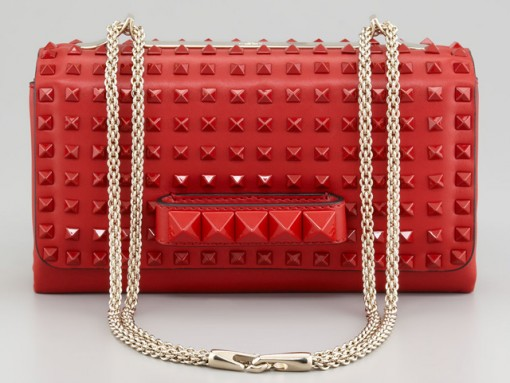 Valentino Rockstud VaVaVoom Shoulder Bag
