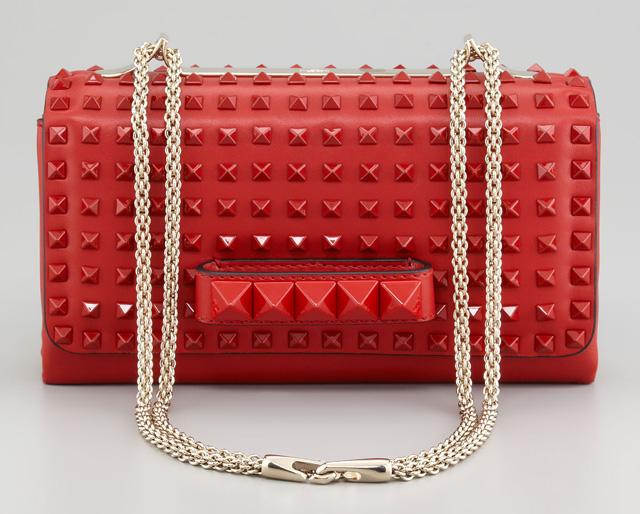 Valentino Rockstud VaVaVoom Shoulder Bag