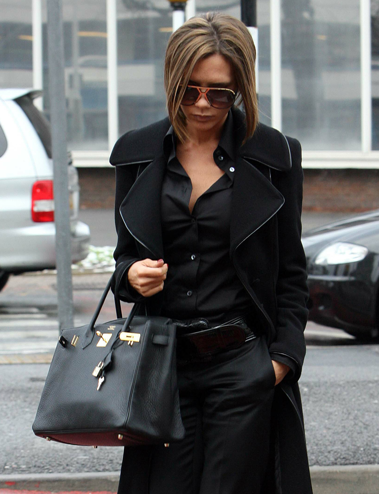 The Many Bags of Victoria Beckham