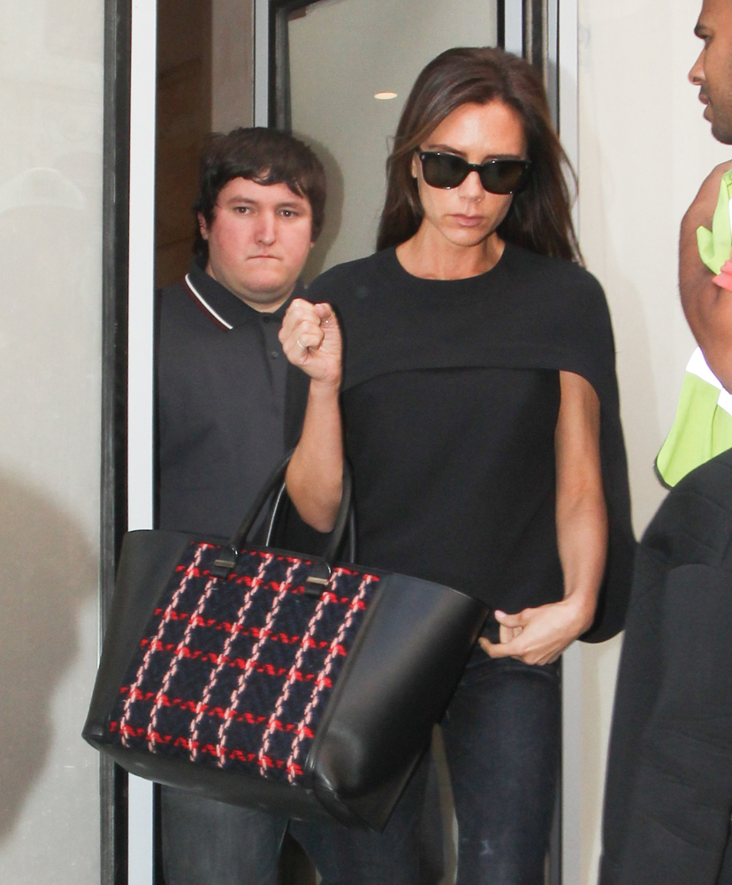 Victoria-Beckham-Plaid-Liberty-Tote