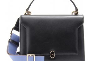 Anya Hindmarch Bathurst Bag Black