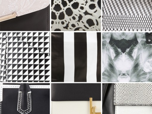 Black and White Bags