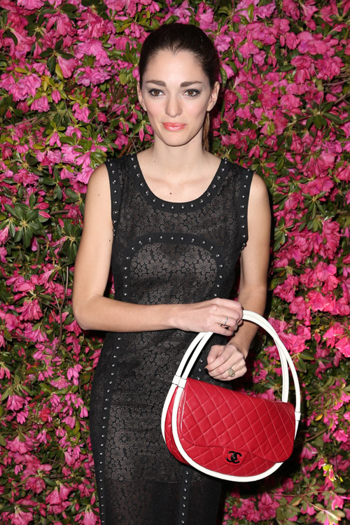 Celebrities carried Chanel bags at the brand's dinner celebrating the Tribeca Film Festival (1)