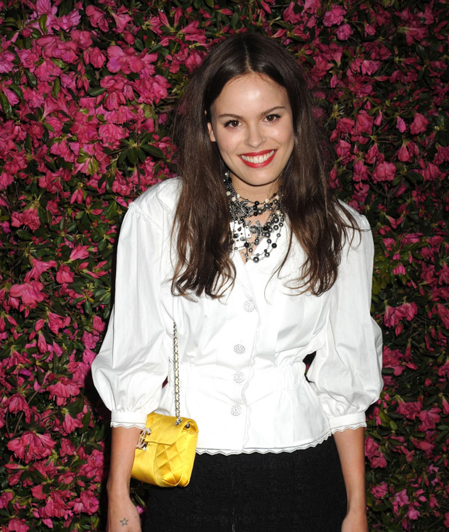 Celebrities carried Chanel bags at the brand's dinner celebrating the Tribeca Film Festival (5)