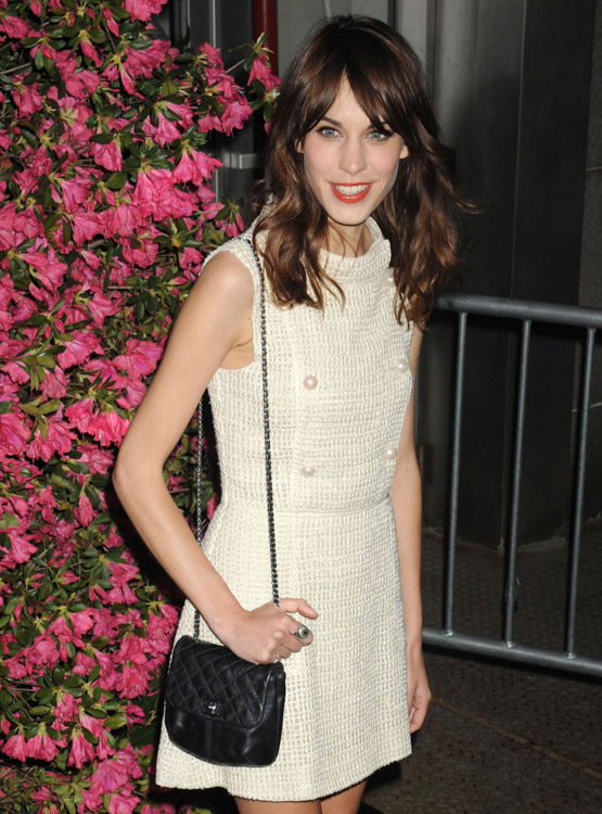 Celebrities carried Chanel bags at the brand's dinner celebrating the Tribeca Film Festival (8)