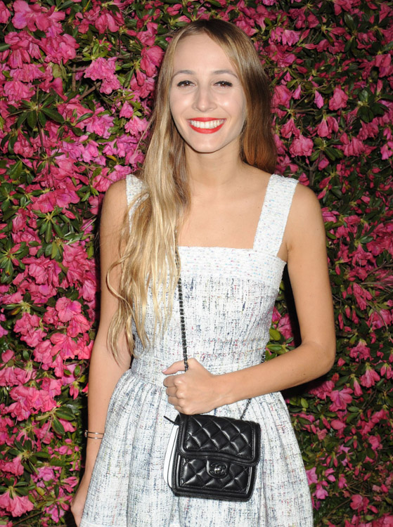 Celebrities carried Chanel bags at the brand's dinner celebrating the Tribeca Film Festival (7)