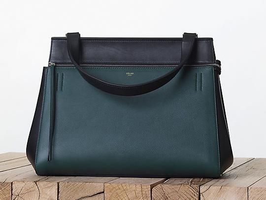 Celine Bicolor Edge Bag Fall 2013