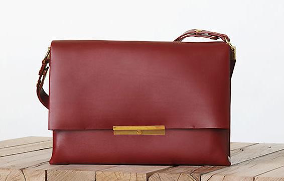 Celine Blade Bag Leather Fall 2013
