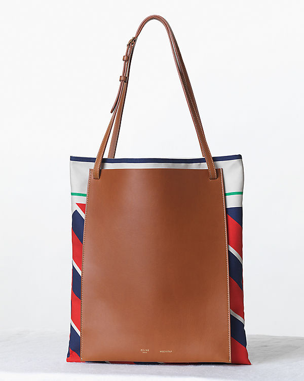 Celine Double Shopper Foulard Fall 2013