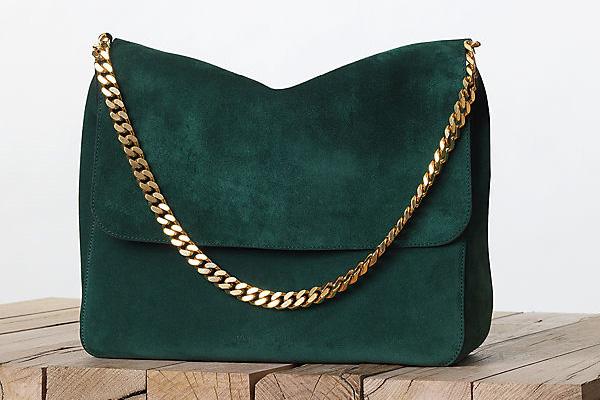 Celine Gourmette Shoulder Bag Fall 2013