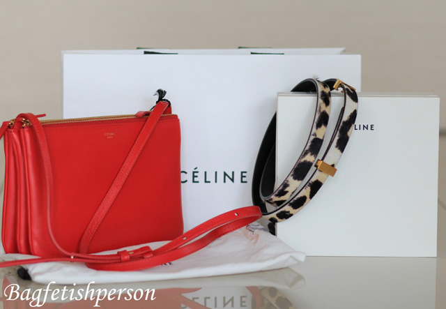 Celine Trio and Belt